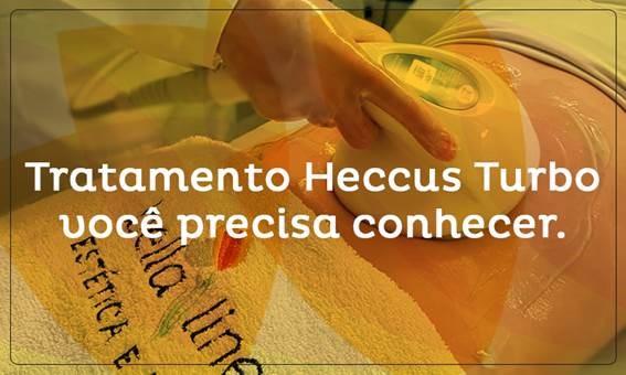Tratamento Heccus Turbo você precisa conhecer