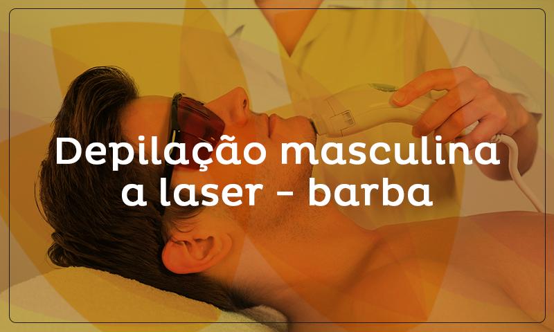 Depilação a laser – Barba